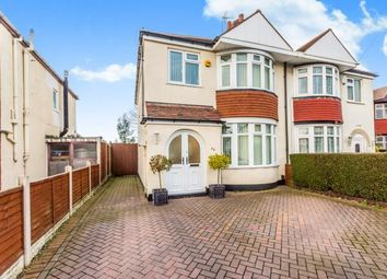 Thumbnail 3 bed semi-detached house for sale in Harrowby Place, Willenhall, West Midlands