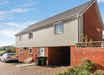 Thumbnail 2 bed flat to rent in Pheasant Close, Four Marks, Alton