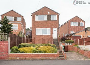 Thumbnail 3 bed detached house for sale in Wheelwright Close, Leeds, West Yorkshire