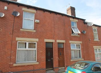 Thumbnail 3 bed terraced house for sale in Sturton Road, Sheffield