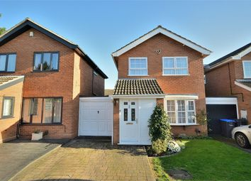 Thumbnail 3 bed terraced house for sale in Tattersall Close, Parklands, Northampton