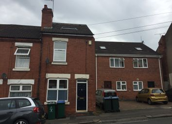 Thumbnail 5 bedroom terraced house to rent in Leopold Road, Coventry