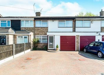 Thumbnail 3 bedroom terraced house for sale in Kestrel Close, Hornchurch