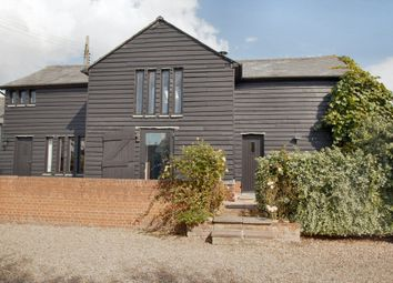 Thumbnail 4 bed barn conversion to rent in Camps Road, Ashdon, Saffron Walden