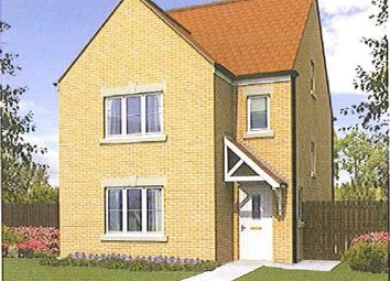 "Thumbnail 4 bed detached house for sale in ""The Lumley"" at Faldo Drive, Ashington"