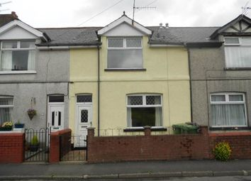 Thumbnail 3 bed terraced house to rent in Commercial Close, Talywain, Pontypool
