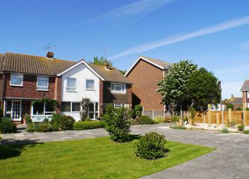 Thumbnail 3 bed terraced house for sale in Herons Court Close, Rustington, Littlehampton