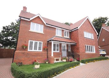 6 bed detached house for sale in Cleverley Rise, Bursledon, Southampton SO31