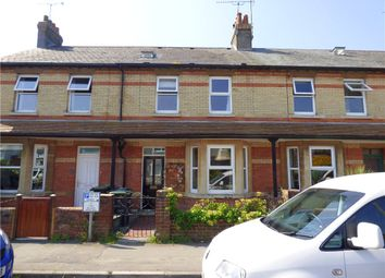 Thumbnail 3 bed terraced house for sale in Olga Road, Dorchester, Dorset