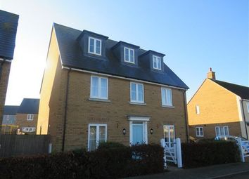 Thumbnail 5 bed property to rent in Trafalgar Drive, Brooklands, Milton Keynes