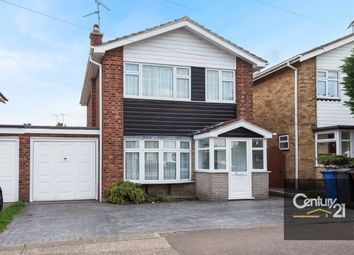 Thumbnail 3 bed detached house for sale in Gordon Road, Stanford-Le-Hope