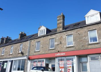 Thumbnail 2 bed flat to rent in Pitgaveny Street, Lossiemouth, Moray
