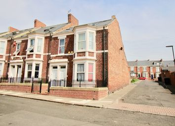 Thumbnail 2 bedroom flat for sale in Gerald Street, Newcastle Upon Tyne