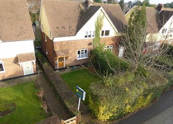 Thumbnail 3 bed semi-detached house for sale in Manor Road, Old Harlow, Essex
