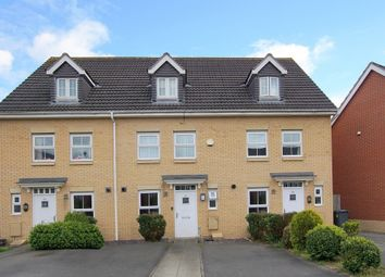 Thumbnail 3 bedroom town house for sale in 27, Willowbrook Gardens, St Mellons, Cardiff, Cardiff