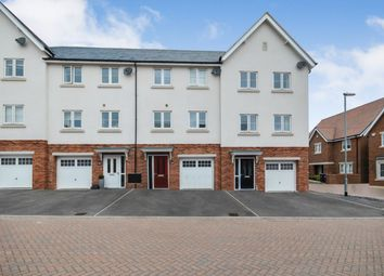 Thumbnail 4 bed terraced house for sale in Hodgson Way, Gilston, Harlow