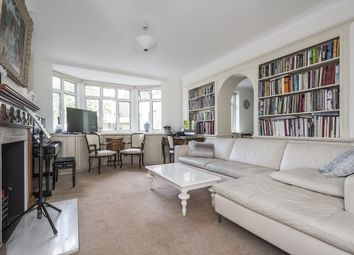 Thumbnail 3 bed flat to rent in Melton Court, Onslow Crescent, London