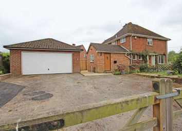 Thumbnail 3 bed semi-detached house to rent in Brookley Road, Brockenhurst