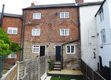 Thumbnail 1 bed terraced house for sale in Cavendish Bridge, Shardlow, Derby