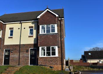 Thumbnail 4 bed semi-detached house for sale in Parc Pencae, Llandybie, Ammanford