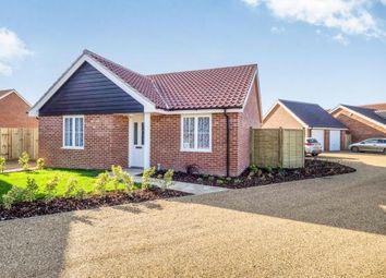 Thumbnail 2 bed bungalow for sale in Stalham, Norwich, Norfolk