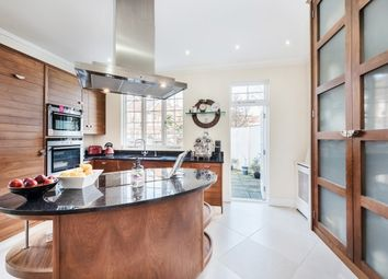 Thumbnail 4 bed detached house to rent in Burnaby Gardens, Chiswick