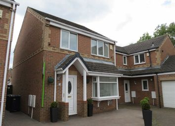 Thumbnail 3 bed detached house for sale in Marwell Drive, Usworth Hall, Washington