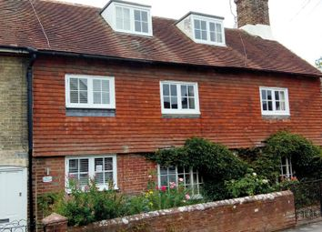Thumbnail 2 bed terraced house for sale in High Street, Barcombe, Lewes