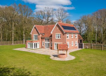 Thumbnail 5 bed detached house for sale in Stackwood Road, Polstead Heath, Colchester