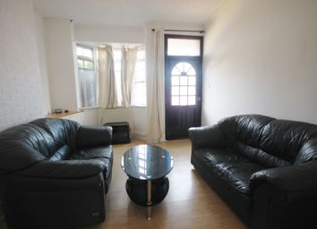 Thumbnail 3 bed terraced house to rent in Knighton Fields Road East, Knighton, Leicester