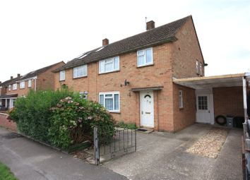 Thumbnail 3 bed semi-detached house for sale in Barlow Road, Chichester, West Sussex