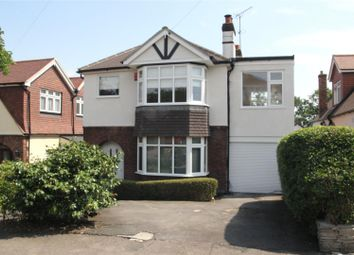 Thumbnail 4 bed detached house for sale in Dukes Avenue, Theydon Bois, Epping, Essex