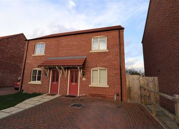 Thumbnail 2 bed property for sale in Mendip Avenue, North Hykeham, Lincoln