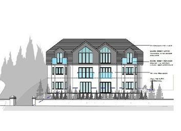 Thumbnail Land for sale in Land At Queens Drive, Colwyn Bay, Conwy