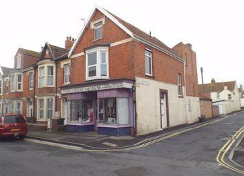 Thumbnail 3 bed maisonette for sale in Cross Street, Burnham-On-Sea, Somerset