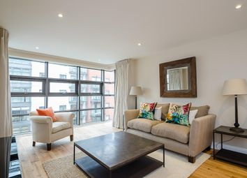 Thumbnail 2 bed flat to rent in Montaigne Close, London