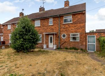 Thumbnail 3 bed semi-detached house for sale in Uffington Avenue, Lincoln, Lincolnshire