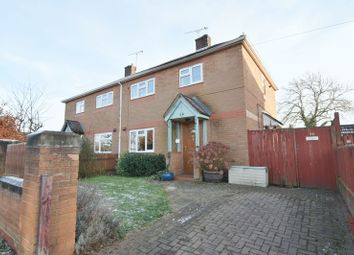 Thumbnail 3 bed semi-detached house for sale in Archer Road, Branston, Lincoln
