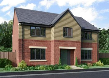 "Thumbnail 5 bed detached house for sale in ""The Chichester"" at Coach Lane, Hazlerigg, Newcastle Upon Tyne"