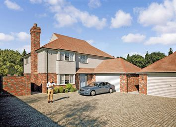 Thumbnail 4 bed detached house for sale in Underdown Lane, Herne Bay, Kent