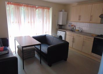 Thumbnail 4 bed flat to rent in Burgess Road, Southampton