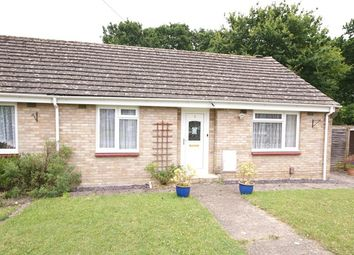 Thumbnail 2 bed semi-detached bungalow for sale in Otter Close, Upton, Poole