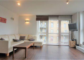 Thumbnail 3 bed flat for sale in Harry Zeital Way, London