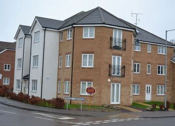 Thumbnail 2 bedroom flat to rent in Foley House, Gregory Gardens, Northampton