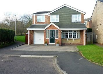 Thumbnail 4 bed detached house for sale in Sandown Close, Seaton Delaval, Whitley Bay
