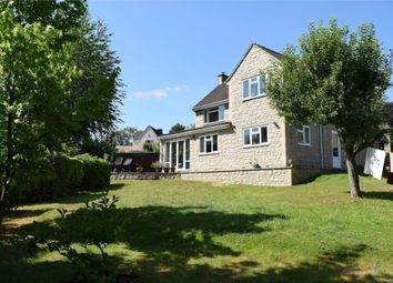 Thumbnail 4 bed detached house for sale in Springhill Crescent, Nailsworth, Stroud