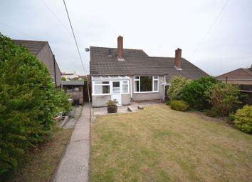 Thumbnail 2 bed semi-detached bungalow for sale in Quarry Road, Hanham, Bristol