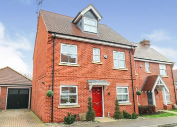 Bell Hill Close, Billericay CM12. 4 bed semi-detached house for sale