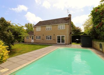 Thumbnail 4 bed detached house for sale in Bownham Mead, Stroud