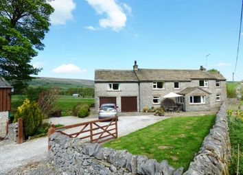 Thumbnail 5 bed detached house for sale in Sparrow Pit, Buxton, Derbyshire